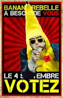 Banane Rebelle a besoin de vous