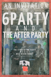 6Party, CKUT
