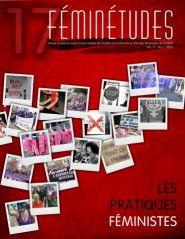La couverture de Féminétudes, vol.17.